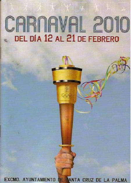 Santa Cruz de la Palma Carnival Programme 2010