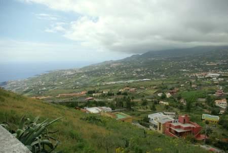 Breña Baja and Breña Alta from the Concepción viewpoint, La Palma Island