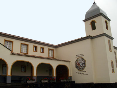 The Cistercian Convent in Breña Alta