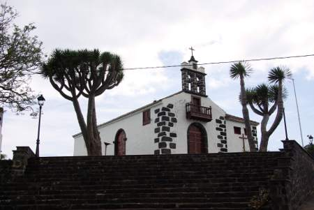 The Chapel of the Immaculate Conception, Breña Alta, La Palma Island.