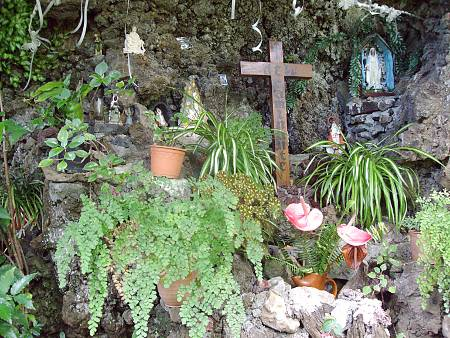 The grotto in Breña Alta, La Palma, Canary Islands