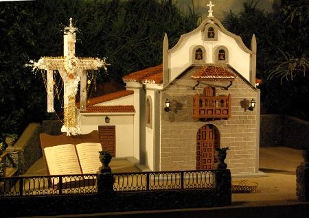 Cruz del Rosal, San Miguel, Breña Alta, La Palma