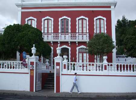 The Red House, Mazo, La Palma