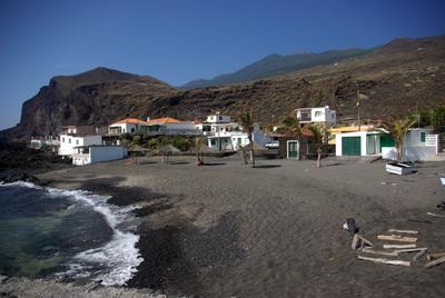 Salemera beach, Mazo, La Palma