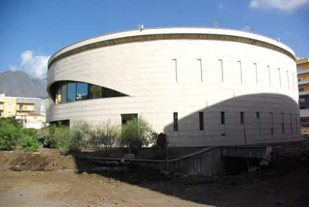 Exterior of the ethnographic museum, Los Llanos de Aridane