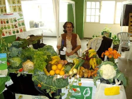 Organic veg from  Ecopalma, La Palma Island