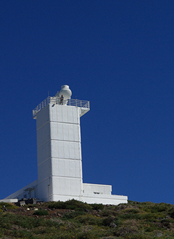 The Swedish Solar Tower, the best solar telescope in the world