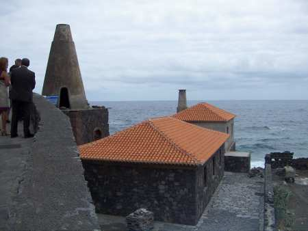 Lime Kiln at Charco Azul, La Palma, Canary Islands
